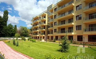 Ботаника (Botanica) - квартиры / апартаменты (Св Константин и Елена)в Болгарии
