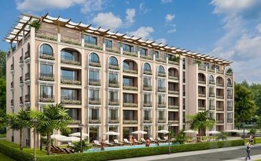 Вилла Астория (Villa Astoria) - квартиры / апартаменты (Елените)в Болгарии