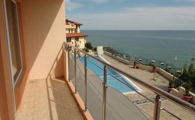 2 спальни с видом на море по супер цене - в Болгарии