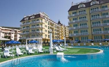 Тальяна Бич (Talyana Beach) - квартиры / апартаменты (Елените)в Болгарии