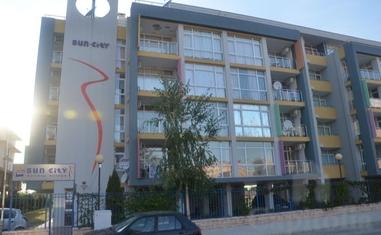 Сан Сити апартамент с 1 спальней - в Болгарии