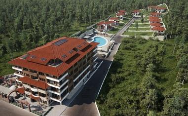 Хантэрс Бич (Hunter's Beach) - квартиры / апартаменты (Шкорпиловцы)в Болгарии