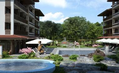 Грин Парадайз 2 (Green Paradise 2) - квартиры на морев Болгарии