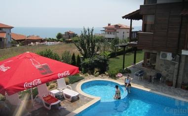 Таунхаус с 4 спальнями у моря - в Болгарии