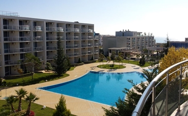 Двухкомнатная квартира АСФ-4 - в Болгарии