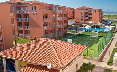 Сани Дэй 6 (Sunny Day 6) - квартиры / апартаменты (Солнечный берег)в Болгарии
