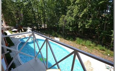 Студия эконом в новом жилом комплексе - в Болгарии