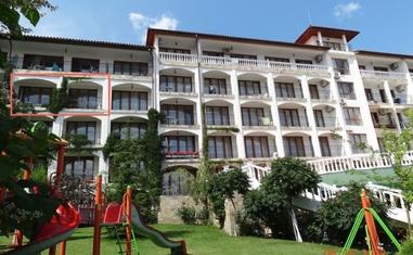 Апартамент с 1 спальней в комплексе Триумф - в Болгарии