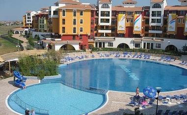Двухкомнатная квартира ААХ-3 - в Болгарии