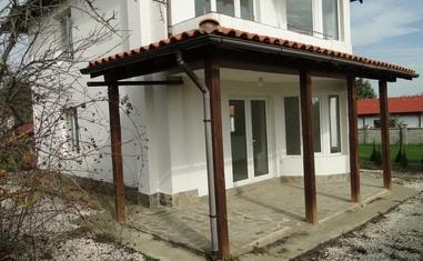Новый дом в Евксиновграде - в Болгарии