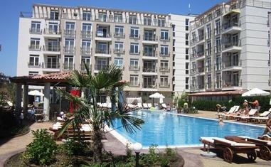 Двухкомнатная квартира СБ-35 - в Болгарии