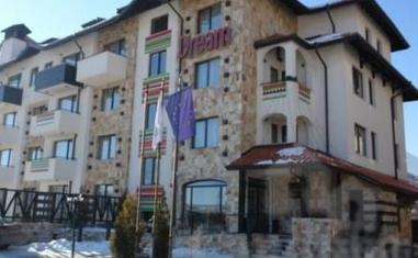 Апартамент с 2 спальнями Дрим - в Болгарии