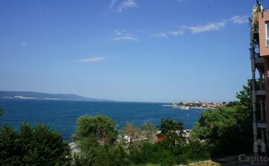 Апартамент для ПМЖ с чудесным видом на море - в Болгарии