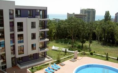 Апартамент с 1 спальней в окружении леса - в Болгарии