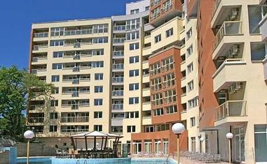 Никеа Парк (Nikea Park) - квартиры / апартаменты (Золотые пески)в Болгарии