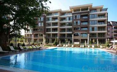 Эсенсия (Esensia)  - квартиры / апартаменты (Св Константин и Елена)в Болгарии