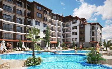 Аполон Несебр (Apollon Nessebar) - квартиры на морев Болгарии