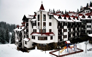 Замок 3  (Castle 3) - горы (Пампорово)в Болгарии