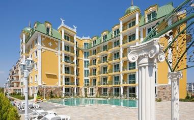 2 спальни в красивом комплексе по супер цене - в Болгарии