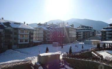 Vihren palace - в Болгарии