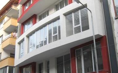 Бургас, ул. Калоян - в городе (Бургас)в Болгарии