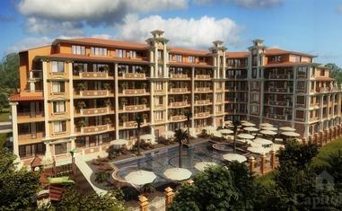 Флора Бич Резорт (Flora beach resort) - квартиры / апартаменты (Поморие)в Болгарии