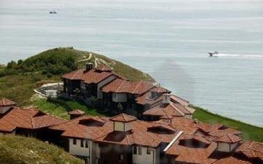 Трейшн Клифс Гольф & Спа (Thracian Cliffs Golf & Spa Resort) - гольф (Каварна)в Болгарии