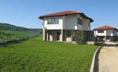 Панорама - комплекс вилл - дома / таунхаусы (Албена)в Болгарии