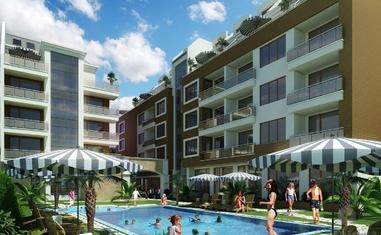 Стамополу Люкс  (Stamopolu lux) - квартиры на море в Приморсков Болгарии